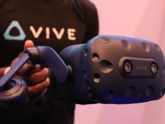 VR视角看CES2019 HTC Vive VR新产品或转投消费者