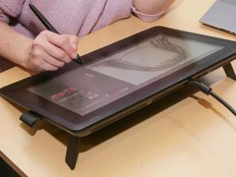 画师福音 Wacom在CES推出最亲民数位板Cintiq 16