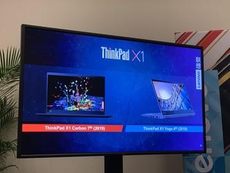 更轻更薄!联想CES2019发布ThinkPad系列新品