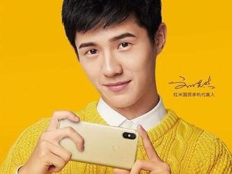 刘昊然终于换手机了!红米Redmi Note 7强势登场