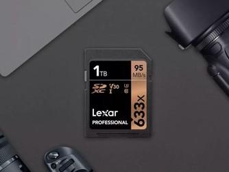内容创作者福音 Lexar推出高速1TB存储卡