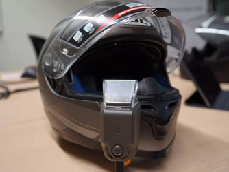 CES2019 全新自行车头盔方案亮相 竟然自带后视雷达