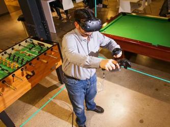 HTC董事长王雪红:AR和VR目前仍有很大的发展空间