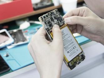 手机维修|利用万用表直流电压档判断元器件的好坏