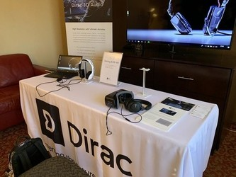 Dirac现身CES 发布革命性低音优化方案
