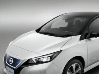日产尼桑推出新版Leaf e+ 续航行驶里程最多提高40%