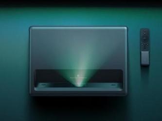 米家激光投影电视4K版发布 升级不涨价还是9999元!