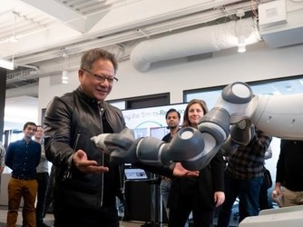 英伟达在西雅图开设机器人研究实验室