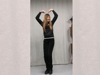 来自奥姐暴瘦的现场回应 荣耀V20-瘦身美体玩转小视频