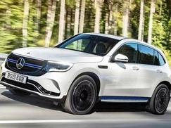 梅赛德斯奔驰预计今年将揭晓一款更小型的全电动SUV
