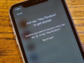 Pandora更新语音搜索功能 依你的喜好定制个性化歌单
