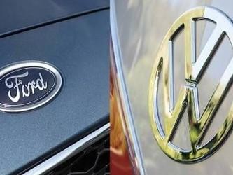 大众汽车与福特集团结成联盟 共同开发货车和皮卡