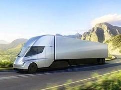 Tesla Semi合作伙伴目前正在测试新款电动卡车原型车