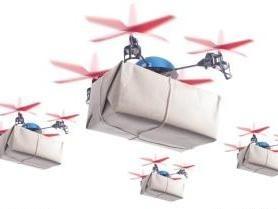 令人惊叹的壮举!无人机飞行超过60英里递送邮件