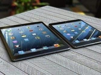 新款入门级iPad和iPad mini 5将于2019年上半年推出