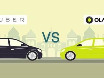 印度开启信用支付时代 发展先乘车后付费乘车软件Ola