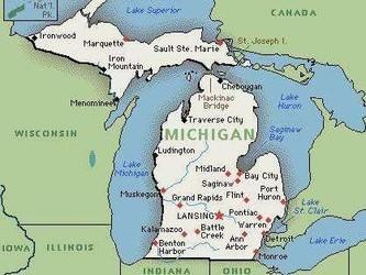 天价数字车牌预定中 将于春天在密歇根州投入使用