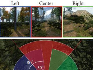 科罗拉多大学研究者将AI用于虚拟环境中绘制野外地图