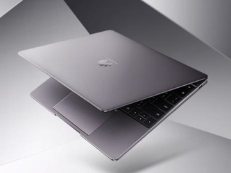 13英寸高性能轻薄本MateBook 13深空灰配色惊喜来袭