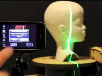 EA扫描实验室为体育比赛提供快速的3D面部扫描技术