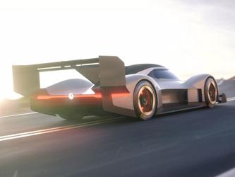 大众旗下ID.R全电动概念赛车将冲击纽林伯格赛道记录