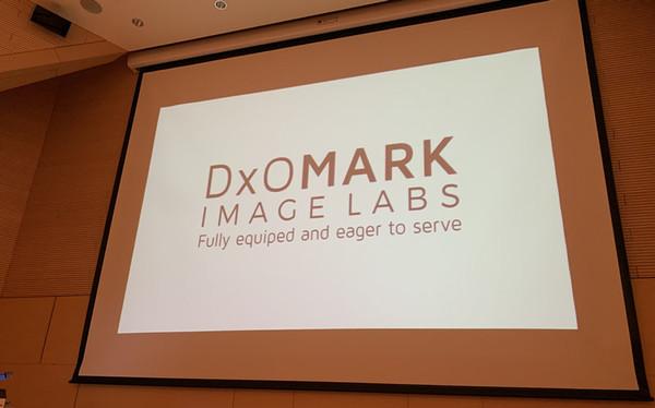 DxOMark发布会现场