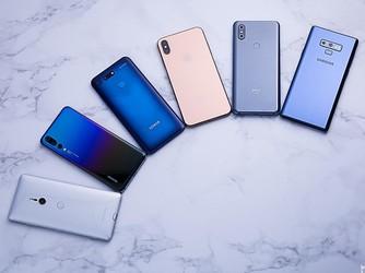 """2018年各大品牌""""当家旗舰""""完整回顾 你的手机在列吗"""