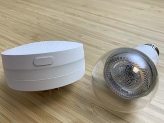 宜家E27透明调温灯体验 智慧家居生活一键开启