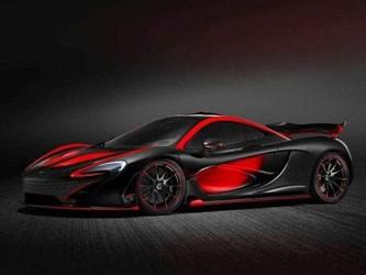 迈凯伦勾画赛车的未来:F1赛车将变得更像视频游戏