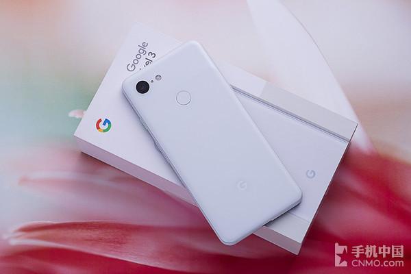 谷歌Pixel 3