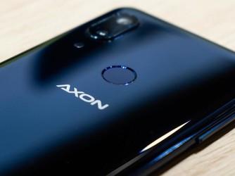 中兴Axon 10 Pro跑分曝光 采用骁龙855对标三星S10