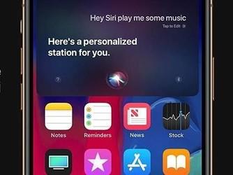 iOS 13概念设计图放出 暗黑模式/分屏等新功能齐亮相