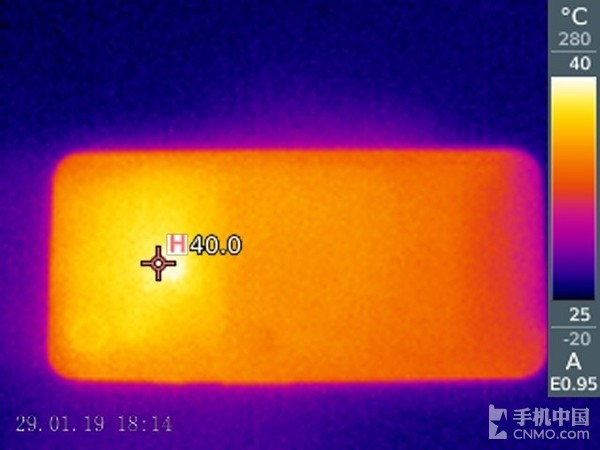 谷歌Pixel 3游戏后发热情况