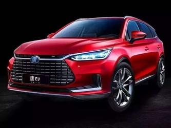 比亚迪1月新能源车销量暴增342% 卖的比燃油车还多