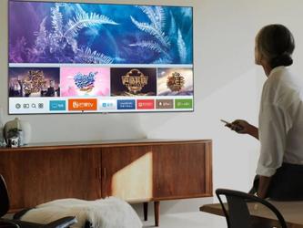 三星电子:得益于5G 8K超高清电视销量将高速增长