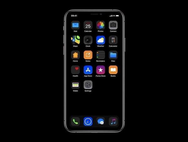 iOS 13概念设计£¨图源网£©