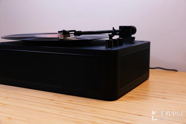 JYK Play蓝牙黑胶一体唱机