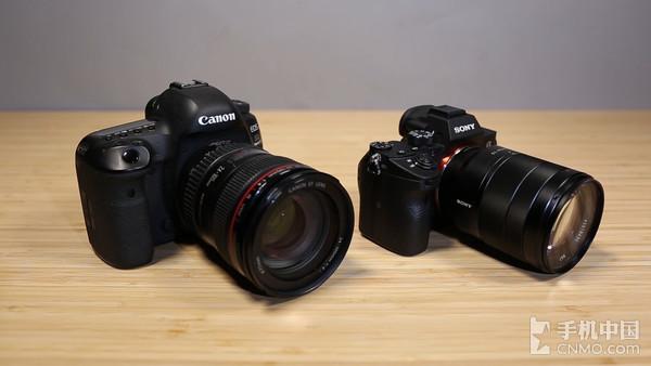 测试相机佳能5D4¡¢索尼A7M3
