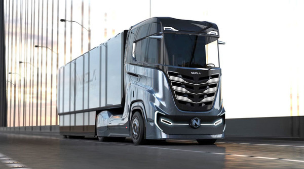 Nikola将在4月推出两款氢能源卡车