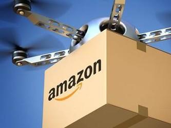 """亚马逊专利申请再次获得批准 或将成为""""无人机之父"""""""