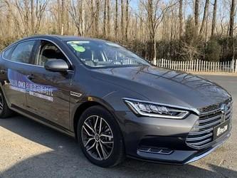 比亚迪公布1月汽车销量 纯电动汽车同比增长38517%
