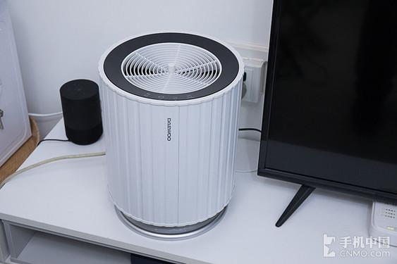大宇无雾过滤空气触控空气加湿DHM-T01