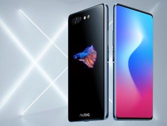 努比亚X/小米MIX 3领衔 最完美全面屏手机都在这儿!