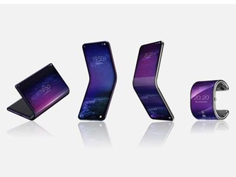 TCL要发5款折叠屏设备 手机、平板、手表应有尽有