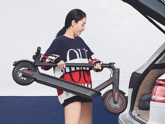 米家电动滑板车Pro正式发布!大城市的代步神器来了