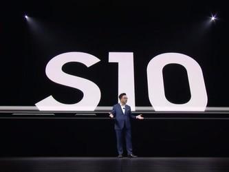 三星S10真正黑科技!全球首款超声波屏幕指纹手机