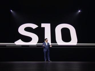 三星S10系列发布 超感官全视屏设计尝鲜价5300元起