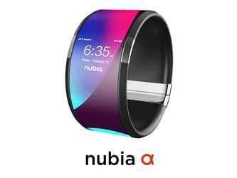 创新旗舰努比亚α即将发布 可量产柔性屏值得期待