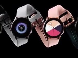 三星全新版智能手表来袭 还有免费的四色充电板哦!