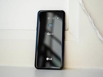 LG G8 ThinQ正式发布 全球首款支持手指静脉识别手机